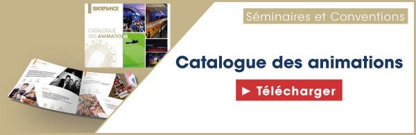 Séminaires et Conventions / Catalogue des animations / Télécharger