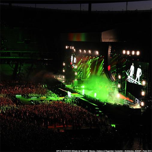 Concert Black Eyed Peas le 22, 24 et 25 juin 2011 au Stade de France