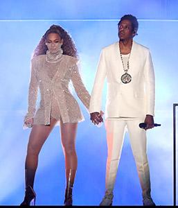Jay-Z & Beyoncé au Principality Stadium à Cardiff le 6 juin 2018
