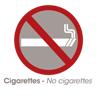Pas de fumée