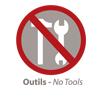 Pas d'outils