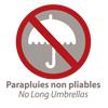Pas de parapluie