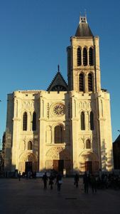 Basilique de Saint-Denis en août 2015 | © N. Danancher