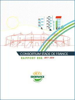 couverture du rapport RSE 2017 - 2018