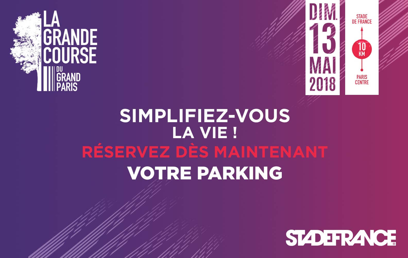 La Grande Course du Grand Paris 2018 au Stade de France