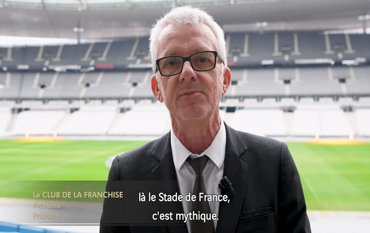 Interview d'Yves Sassi, président du CLUB DE LA FRANCHISE