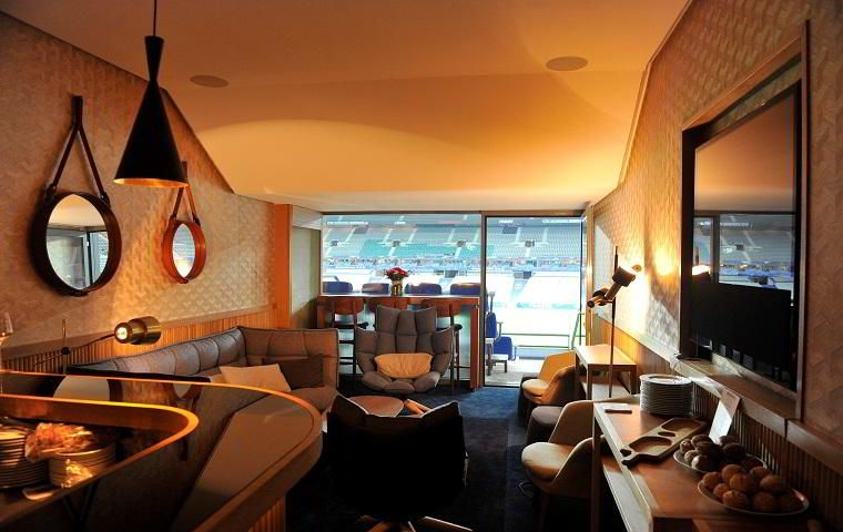 Loge privative au Stade de France