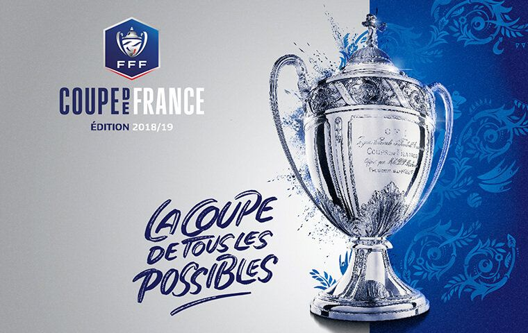 FINALE DE LA COUPE DE FRANCE 2019 le samedi 27 avril au Stade de France