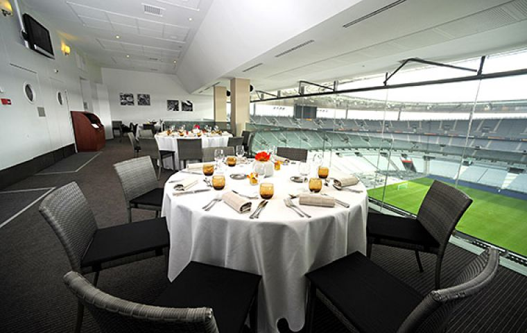 Restaurant panoramique Le {Club} au Stade de France