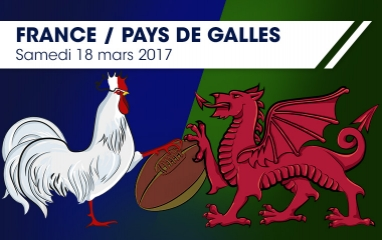 France / Pays de Galles 2017