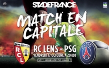 RC LENS vs PARIS SAINT - GERMAIN
