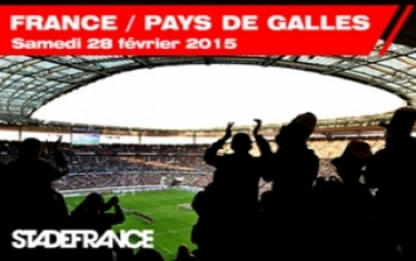 FRANCE / PAYS DE GALLES 2015