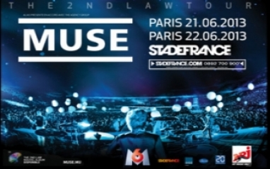 MUSE - THE 2ND LAW TOUR