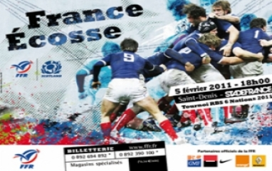 FRANCE - SCOTLAND/ RBS VI NATIONS