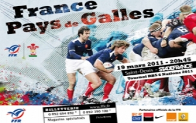 FRANCE - PAYS DE GALLES / RBS 6 NATIONS