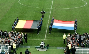 Germany's matches at Stade de France