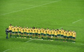 Australian's matches at Stade de France
