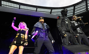 Black Eyed Peas au Stade de France