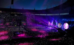 Coldplay at Stade de France