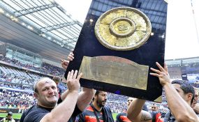 The Final of the Top 14 at Stade de France