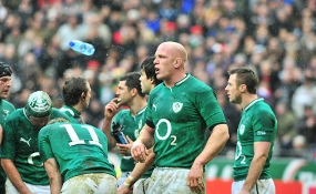 Ireland's matches at Stade de France