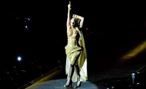 Lady Gaga at Stade de France