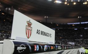 Monaco's matches at Stade de France