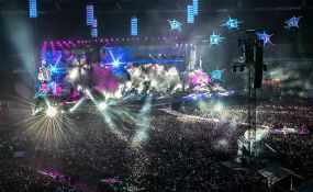 Muse at Stade de France