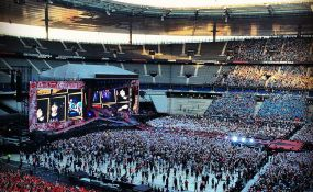 One Direction au Stade de France