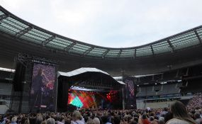 Paul Mc Cartney au Stade de France