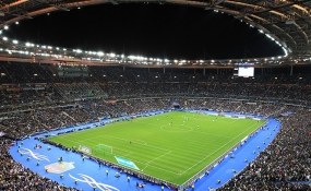 Holland's matches at Stade de France