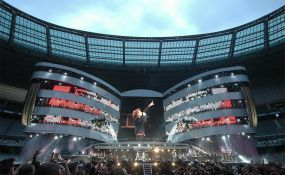 The Rolling Stones at Stade de France