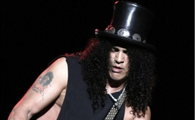 Slash at Stade de France