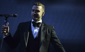 Justin Timberlake at Stade de France