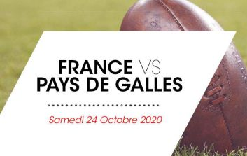 France / Pays de Galles 2020