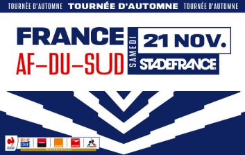 FRANCE/SOUTH AFRICA 2020