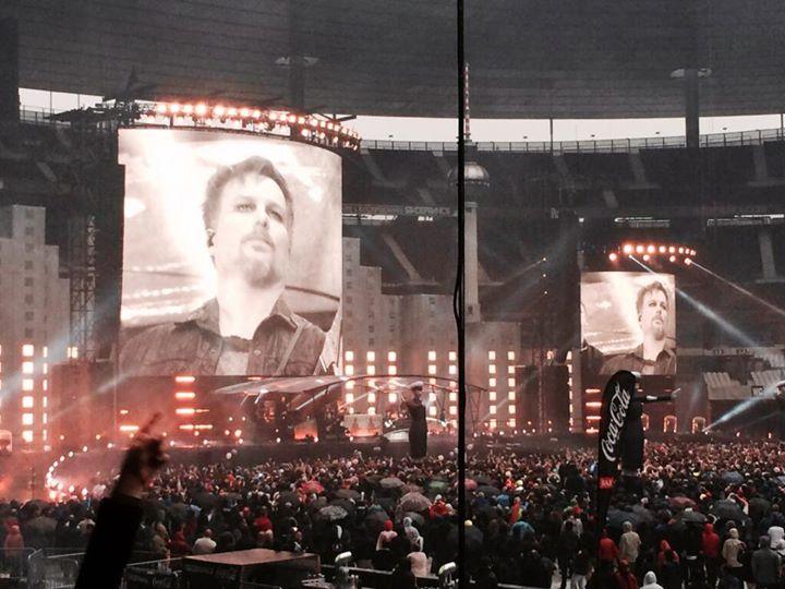 Concert Indochine le 27 et 28 juin 2014 au Stade de France