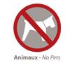 Pas d'animaux