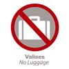 Pas de valises