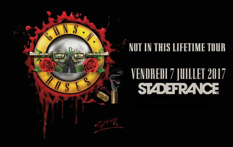 [LIVE REPORT] Guns N' Roses – 07/07/2017 – Stade de France, Saint Denis