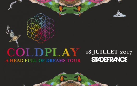 COLDPLAY 3 2017