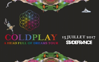 COLDPLAY 2017