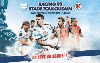 Racing 92 / Stade Toulousain