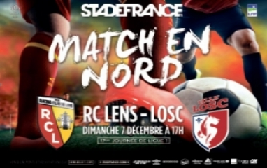 RC LENS vs LILLE OSC