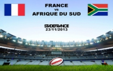 FRANCE VS SOUTH AFRICA