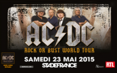 AC/DC SHOW May 26th 2015