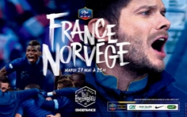 FRANCE vs NORWAY