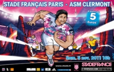 STADE FRANCAIS PARIS/ASM CLERMONT