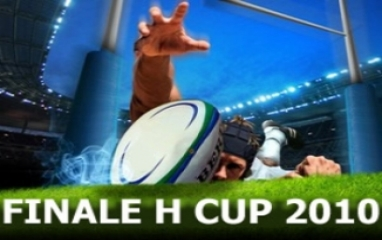 H CUP 2010 FINAL