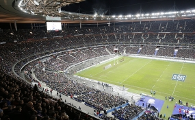 French Rugby Team's matches at Stade de France